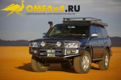 Пороги ARB для Toyota Land Cruiser 105