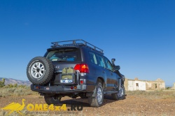 Пороги ARB для Toyota Land Cruiser 200