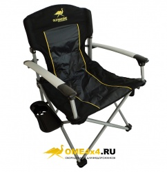 Стул ARB складной с подстаканником OLD MAN EMU Camping Chair ― OME4x4.RU